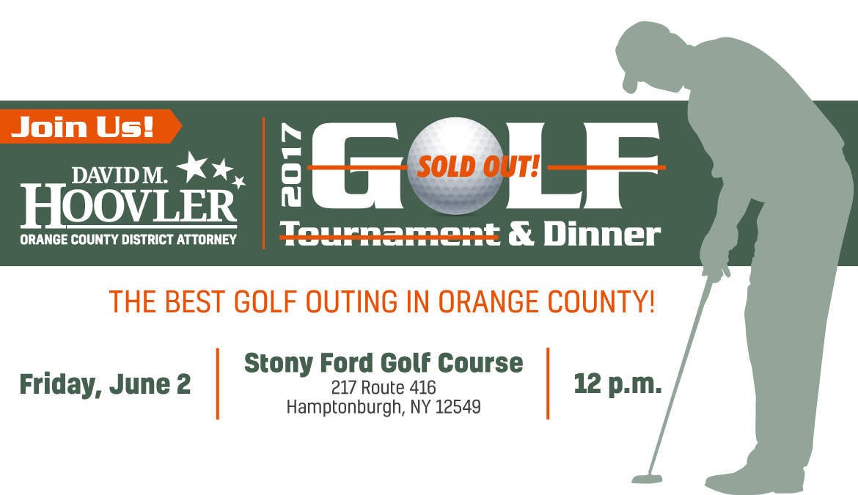 2017 Golf Tournament & Dinner