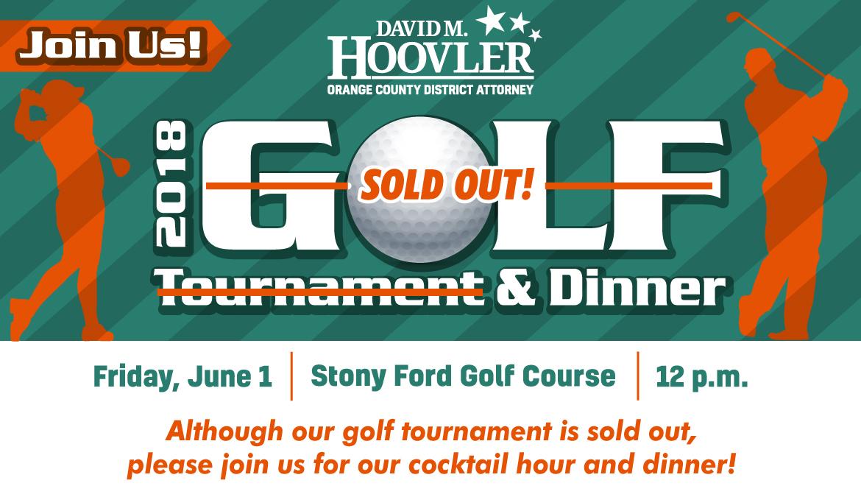 2018 Golf Tournament & Dinner