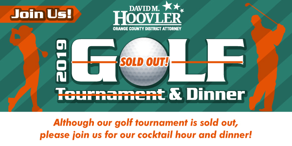 2019 Golf Tournament & Dinner