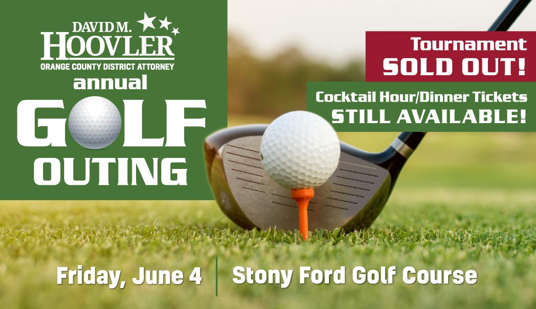 2021 Hoovler for DA Annual Golf Outing
